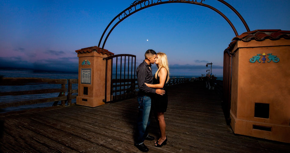 Capitola Engagement Photographers, Wedding Photographer in Monterey CA