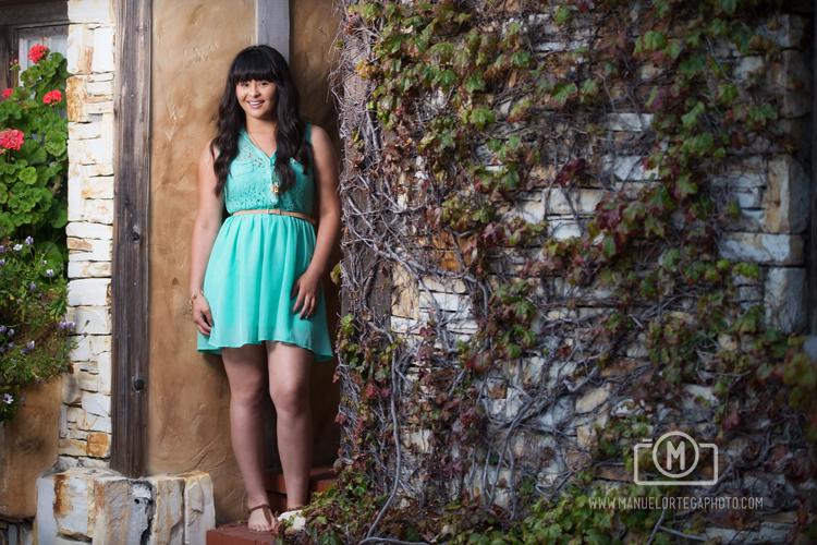 Carmel Senior Portrait Photographer