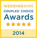 Wedding Wire Couples' Choice Awards, 2014
